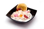 Joghurtos gyümi saláta 1000g