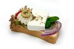 Feta sajtos szendvics