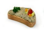 Padlizsán krémes szendvics