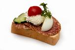 T�liszal�mis szendvics